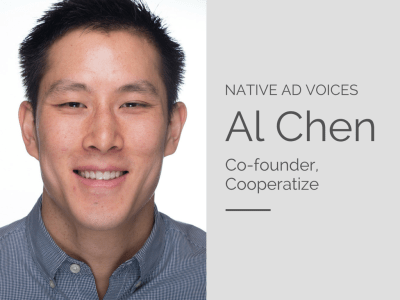 native ad voices - al chen