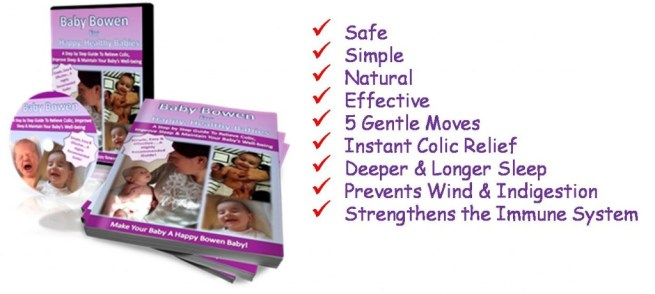 to Cure Colic at Home Naturally