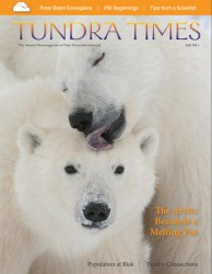 Cover of 2011 Tundra Times