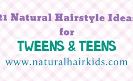 21 hairstyle ideas for teens and tweens