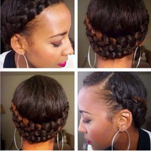 hairstyles for teens goddess braid
