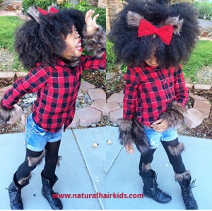 she wolf natural hair