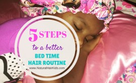 night-time-routine-every-natural-hair-kid-should-follow
