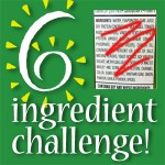 Six Ingredient Challenge