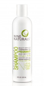Nine Naturals Citrus + Mint Nourishing Shampoo