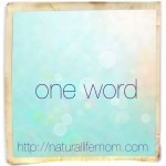 one word challenge: Compassion