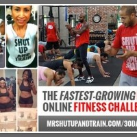 FREE 30-day Total Fit Challenge by Mr. Shut Up and Train Starts October 7!