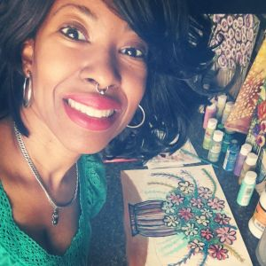 A picture of Queen Sereda from naturallyhighlife.com and seredadailey.com