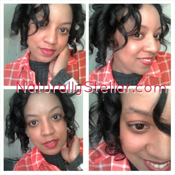 Naturally Stellar, Beauty, Hair, Curls, Heat Style, Beat Face