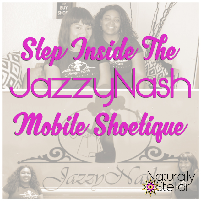 Her Business Spotlight | JazzyNash Mobile Shoetique