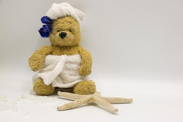 Teddy Bear Spa Day - Share A Bear   Naturally Stellar