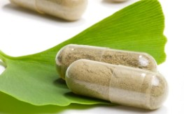 ginkgo biloba supplement