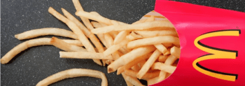 The 19 Ingredients in McDonald's Fries - Including a Form of Silicone Found in Silly Putty
