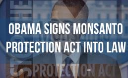 obama monsanto protection act