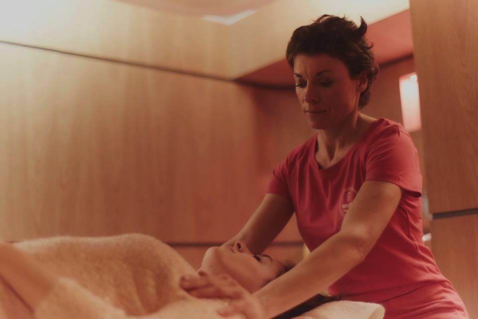 massage cabine