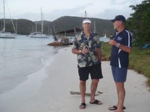 Chilling in Grenada