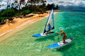 Tablas de paddle surf inflables