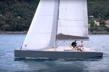 R30,  un velero sin barreras