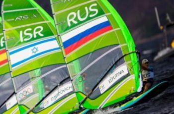 RIO 2016  RS X   Los equipos españoles en el top ten