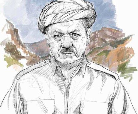 Haftanın en etkili ismi Mesud Barzani