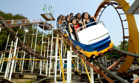 Single Entry Ticket to EsselWorld OR Water Kingdom, Borivali West