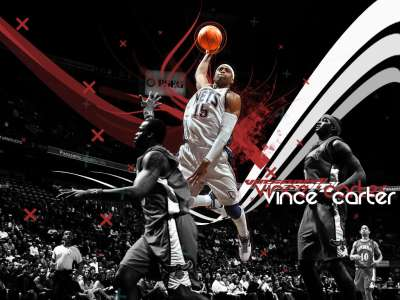 Vince Carter HD Basketball Wallpapers | NBA Wallpapers