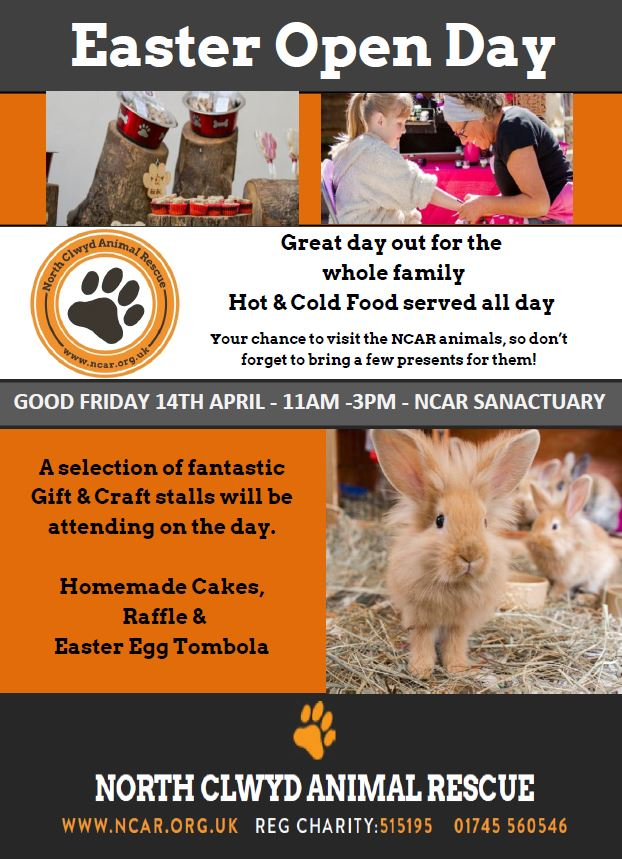 easter open day 2017