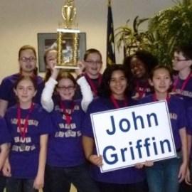 Battle Winner 2015 - John Griffin