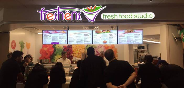 Freshens is back with innovative menu