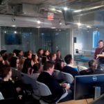 NCFA Canada interviews Michael Preysman of Everlane at TWG Crowdfunding event