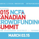 Full Speaker Lineup and Program for 2015 Canadian Crowdfunding Summit Announced
