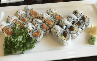 Kasa Sushi:Your new go-to spot for Japanese food close to campus
