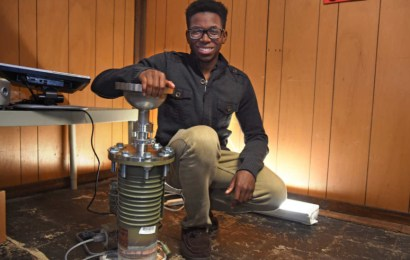 Steven Udotong: The first  black student to build a nuclear fusor machine