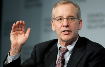 Federal Reserve President and alumnus Bill Dudley returns to meet with students and faculty