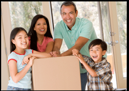 Buy a Home For Your Family in Cary with FHA Mortgage Loan