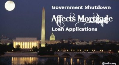 Government Shutdown Affects Loan Applications - NC Mortgage Experts