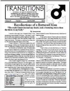 Transitions Journal Jan 2005