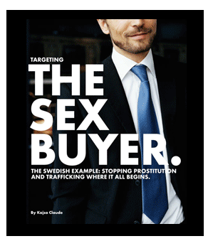 Only sex buyers get arrested, that is if they are men.