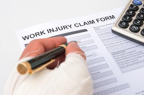 worker's compensation form