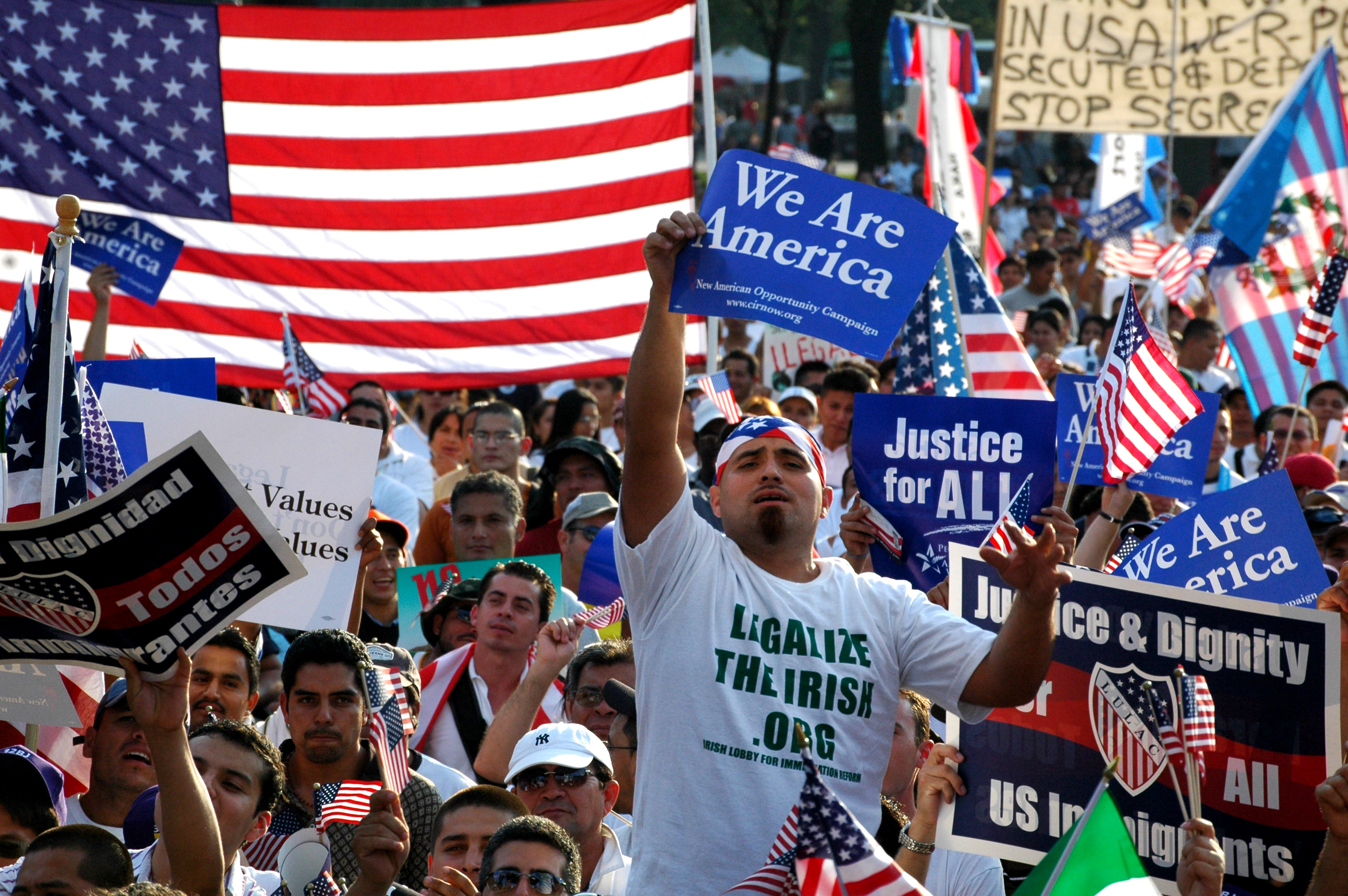 Comprehensive Immigration Reform a Priority as Republicans and ...