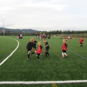 Youth Soccer at Hood View Park