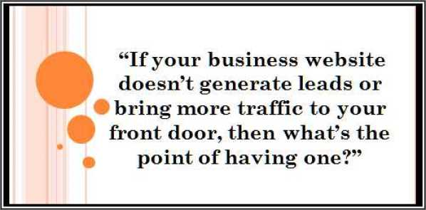 Small Business Web Design - Asheville NC