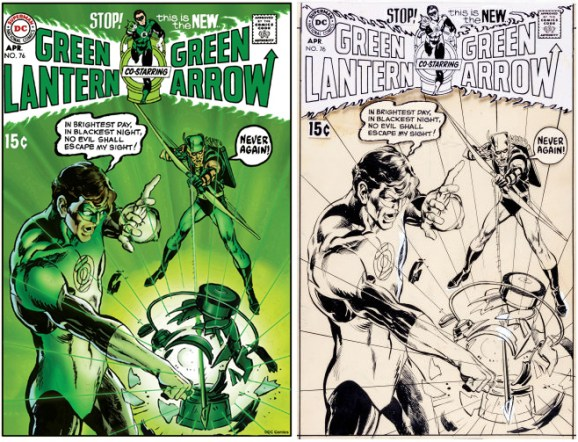 Green Lantern #76