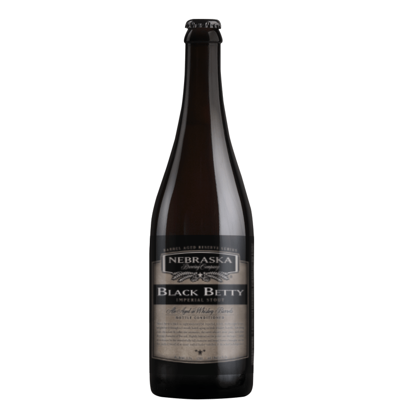 Black Betty Russian Imperial Stout