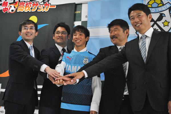ジュビロ磐田・服部年宏強化部長に聞く! U-18年代を獲得する理由とは何か。針谷岳晃選手に下した評価