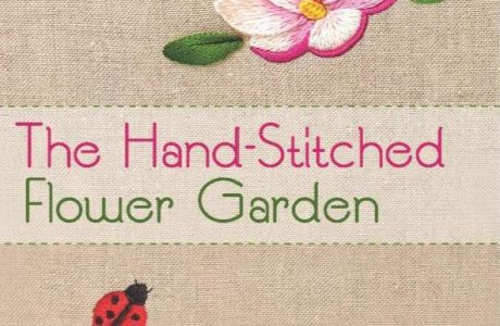 Book Review and Exclusive Interview – The Hand Stitched Flower Garden