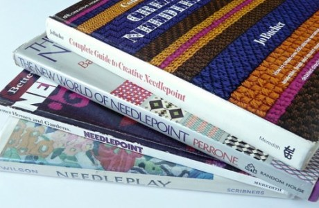 Needlework Books That Will Rock Your World