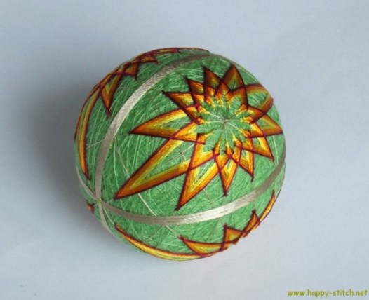 green-modified-kiku-temari