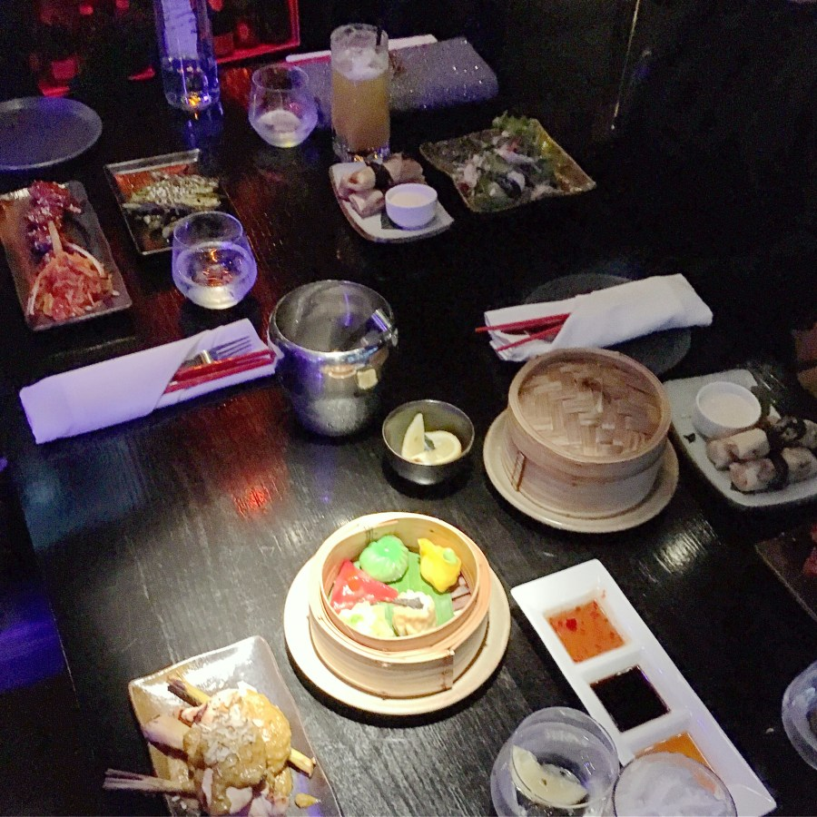 Tattu food