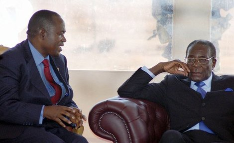 Gono told US diplomats that Robert Mugabe has prostate cancer and was told by his doctors in 2008 that the disease would kill him within five years (2013).